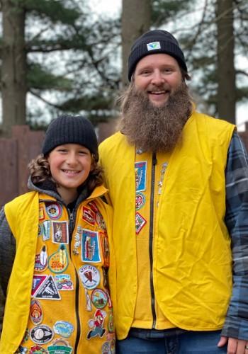 Y-Guides & Y-Princesses Embroidered Adult Vest