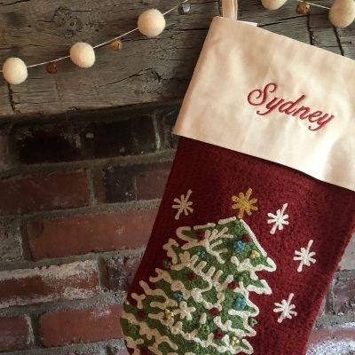 personalized-stocking-sydney